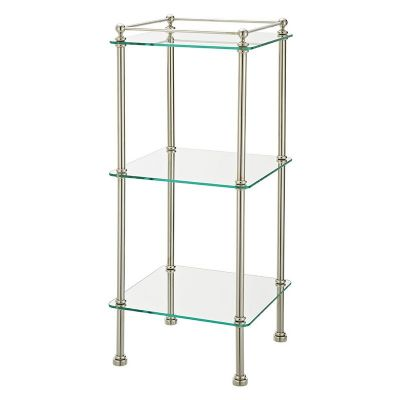 1-038 - Sterlingham Classic Bathroom Stand - Square